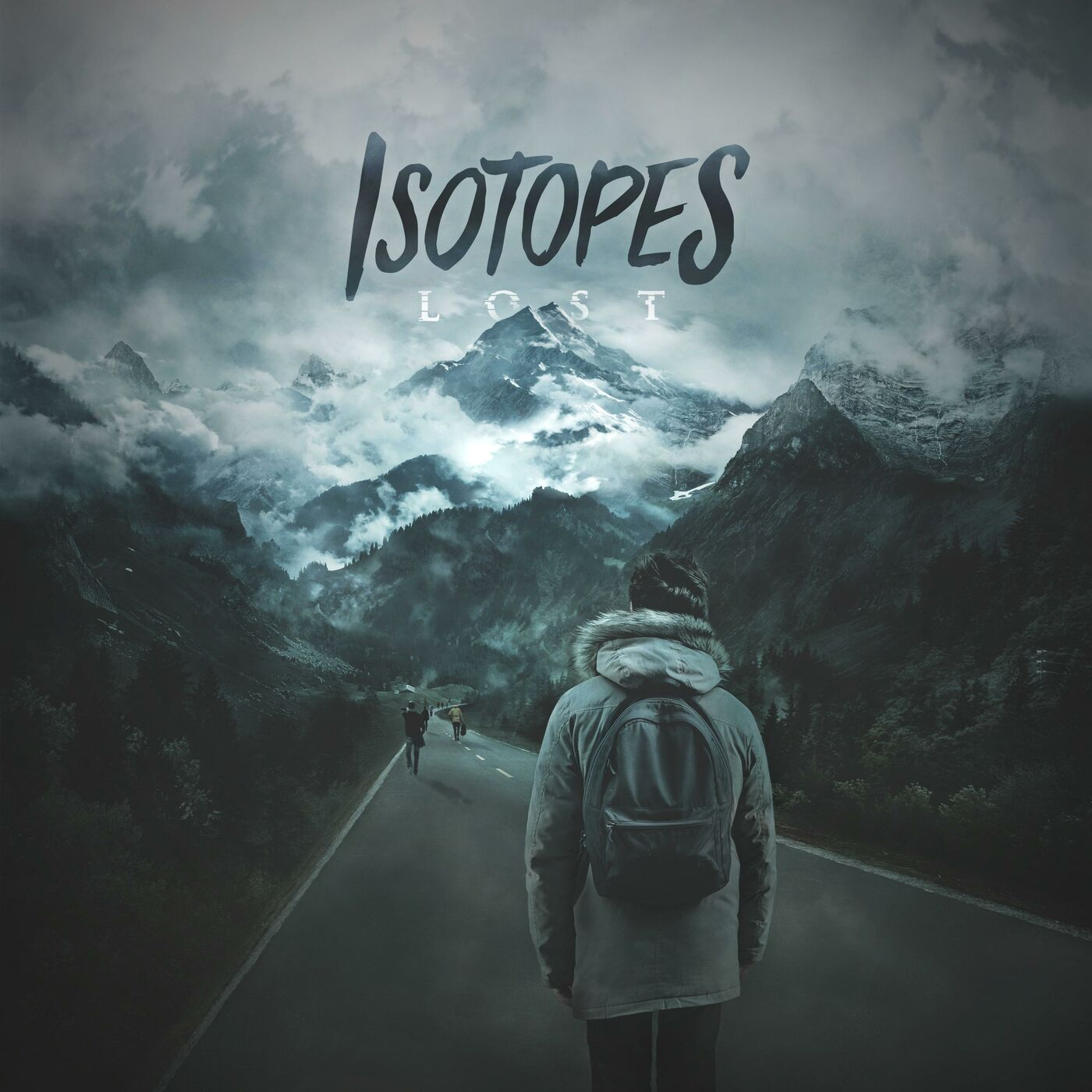Isotopes - Lost [EP] (2016)