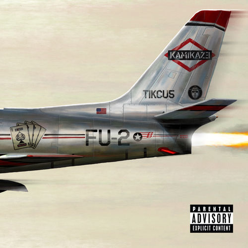 Escuchá la Playlist Eminem - Kamikaze