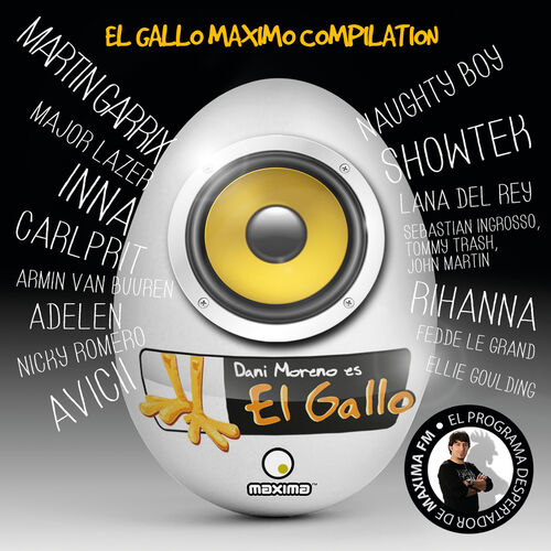 VA - EL GALLO MAXIMO COMPILATION (2013)