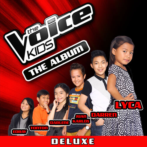 various artists the voice kids the album deluxe