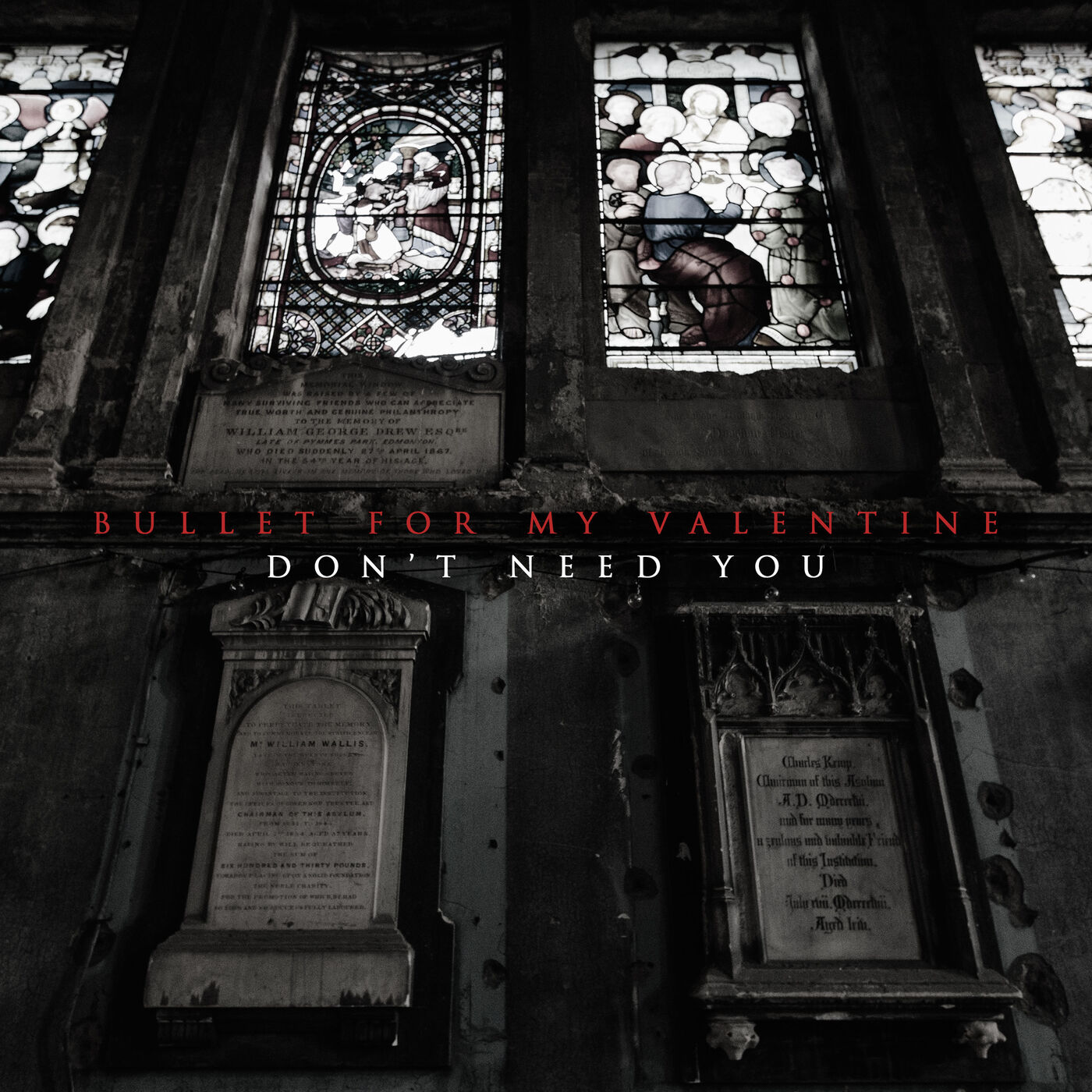 Schön Bullet For My Valentine   Donu0027t Need You [single] (2016)
