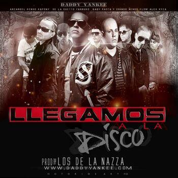 Disco (feat. Daddy Yankee, Alex Kyza, Farruko, Ñengo Flow, Baby Rasta
