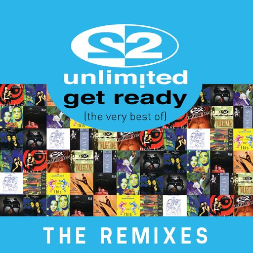 2 UNLIMITED - NO LIMITS (THE VERY BEST OF): THE REMIXES (2013)