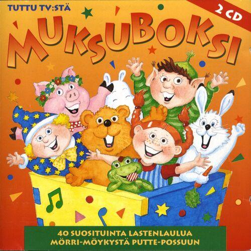 Muksuboksi - 40 suosituinta lastenlaulua - Various Artists - Ecoute gratuite sur Deezer