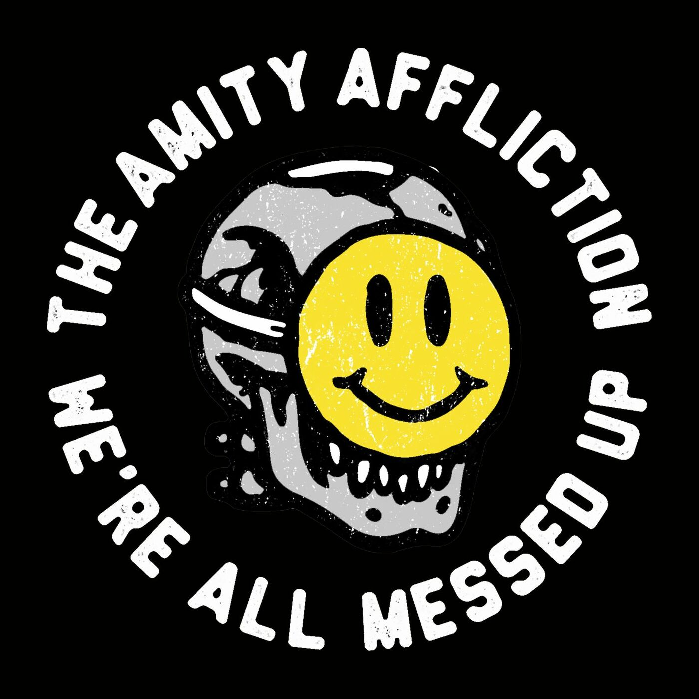The Amity Affliction - All Messed Up [single] (2016)