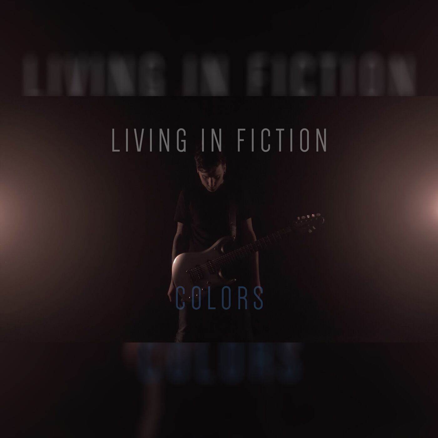 Living in Fiction - Colors [single] (2016)
