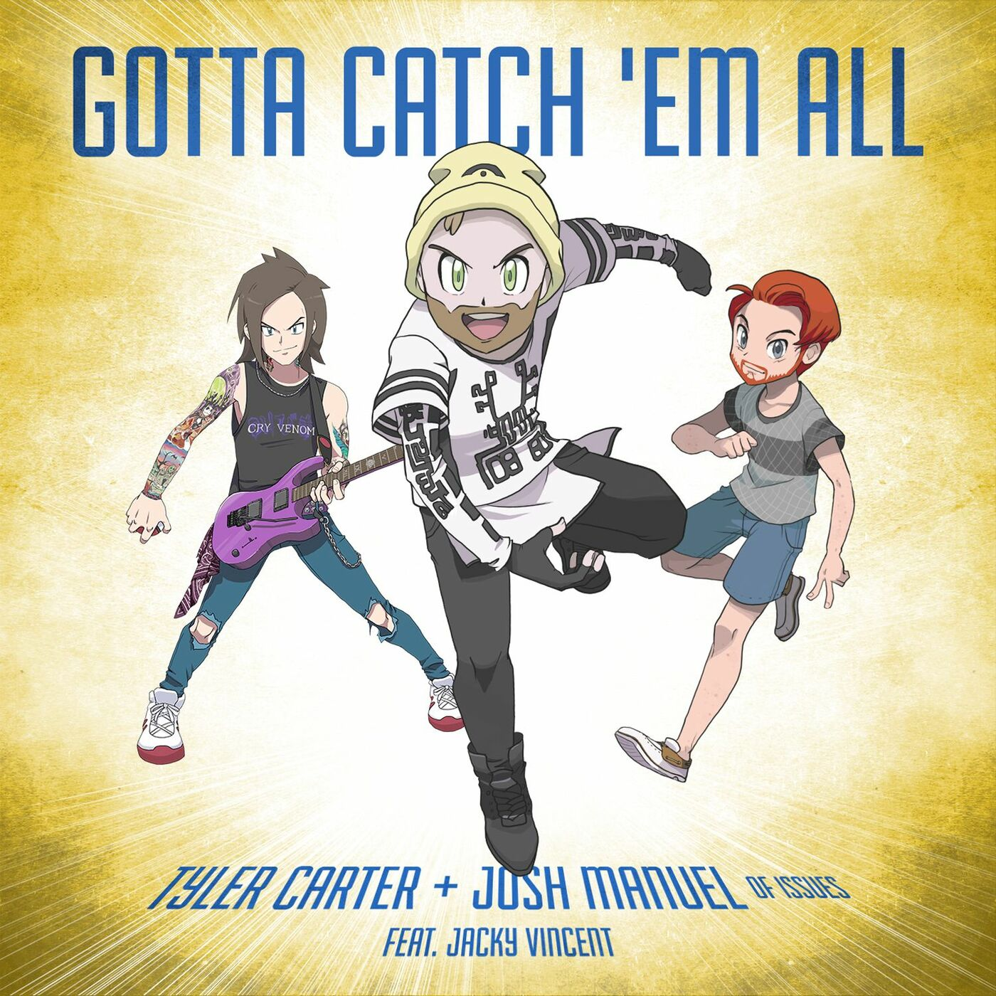 Tyler Carter - Gotta Catch 'Em All [single] (2016)