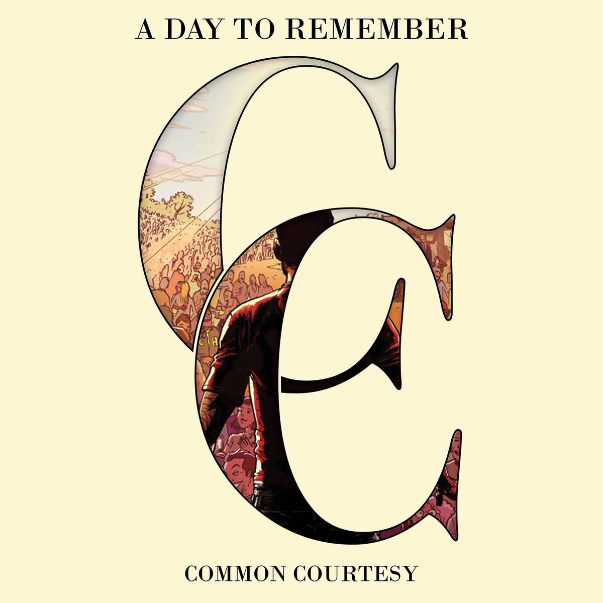 A Day To Remember - Common Courtesy [Deluxe] (2013)