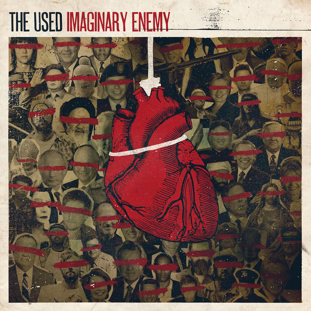 The Used - Imaginary Enemy (2014)