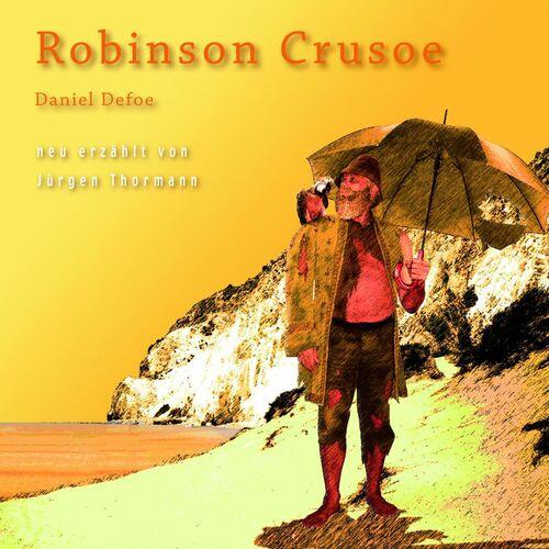 Livre audio : Robinson Crusoé de Defoe