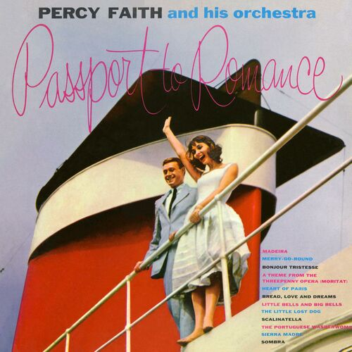 Percy Faith And His Orchestra And Chorus Percy Faith M. S. Orchester Und Chor The Rose Tattoo / Suddenly
