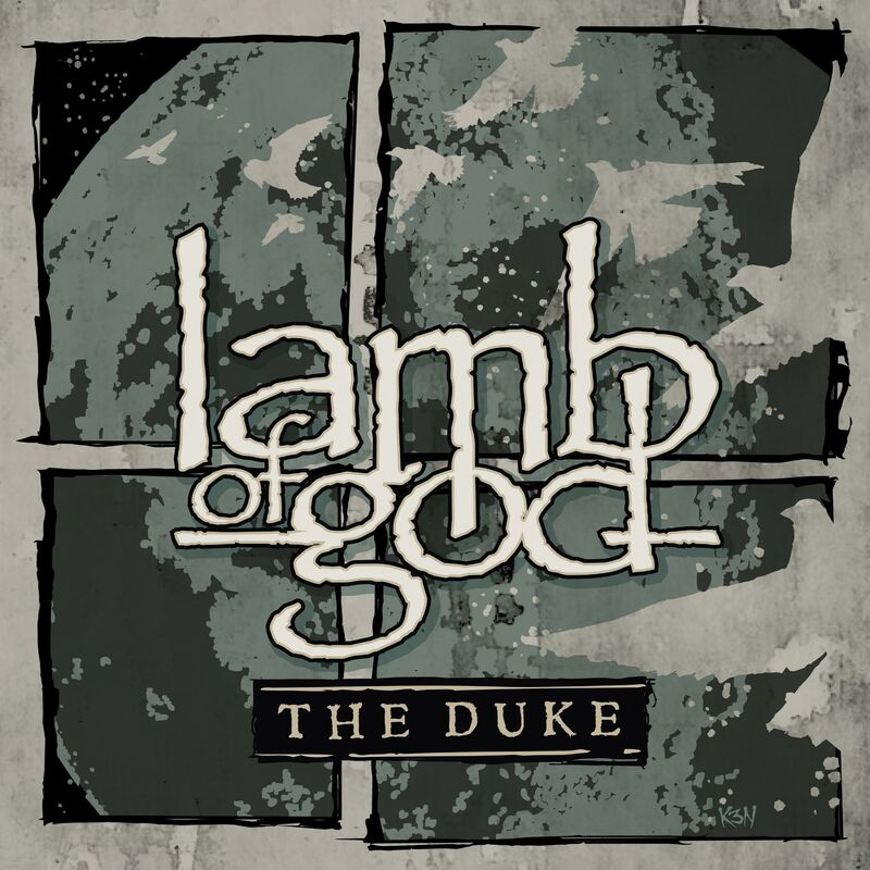 Lamb of God - The Duke [EP] (2016)