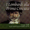 I Lombardi alla Prima Crociata (Giuseppe Verdi) · Aldo Bertocci, Mario Petri, Coro y Orquesta Sinfónica de la RAI de Milán - 120x120-000000-80-0-0