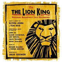 The Lion King Broadway Soundtrack