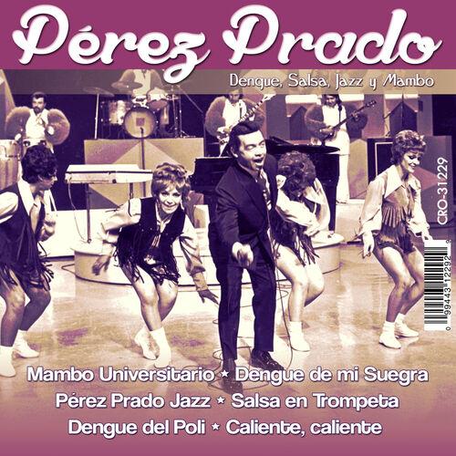 Cd orquesta Pèrez Prado-  Dengue Salsa Jazz y Mambo  500x500-000000-80-0-0
