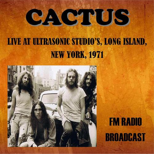 Live At Ultrasonic Studios Long Island New York 1971