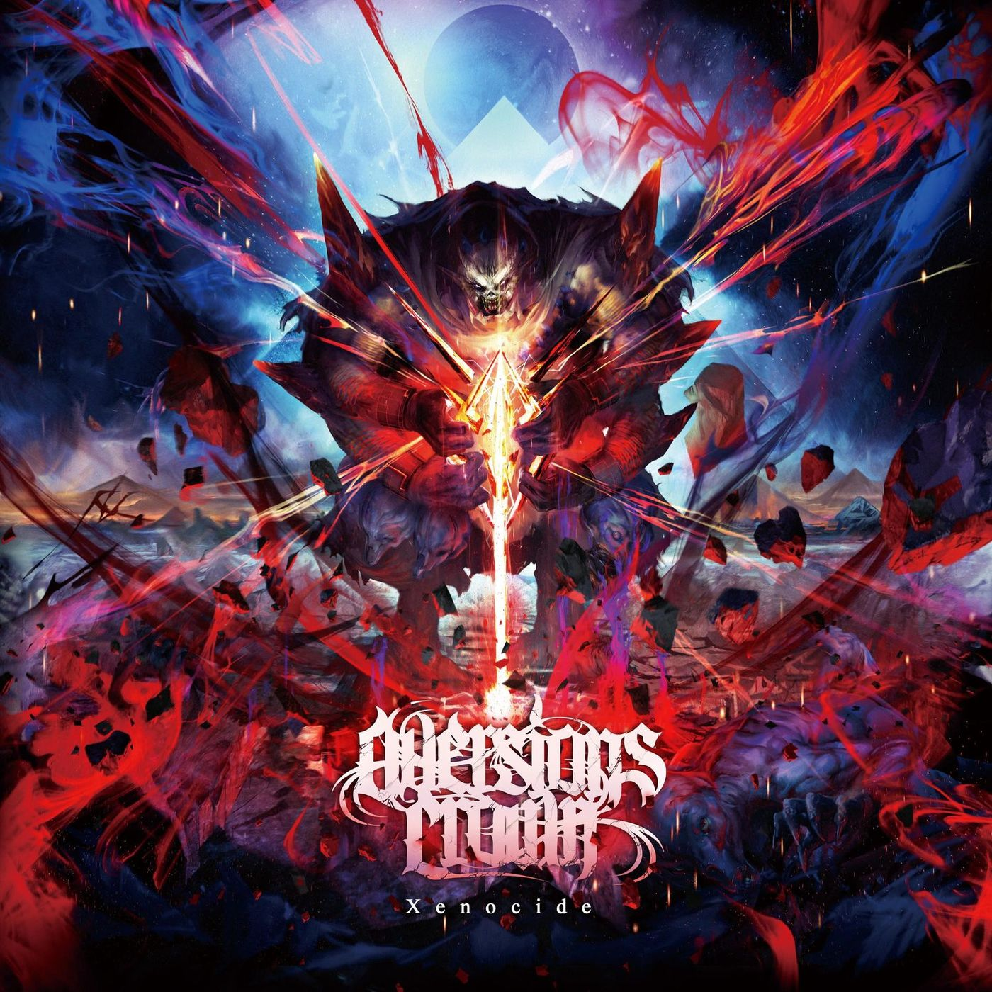 Aversions Crown - Prismatic Abyss [single] (2017)