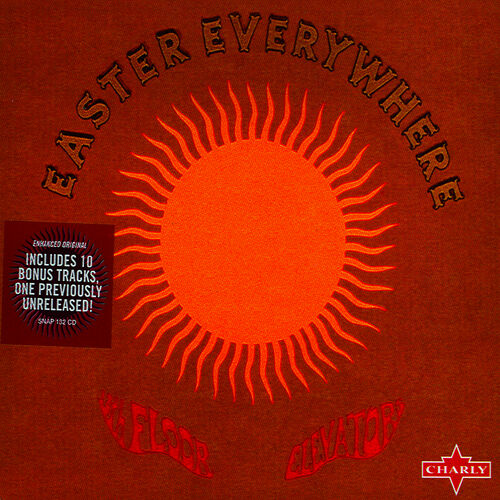 Easter everywhere the 13th floor elevators ecoute for The 13th floor elevators easter everywhere