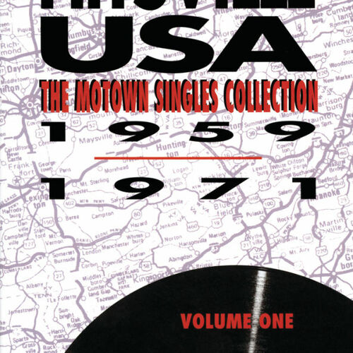 Various - Motown Love Songs - With A Bullet