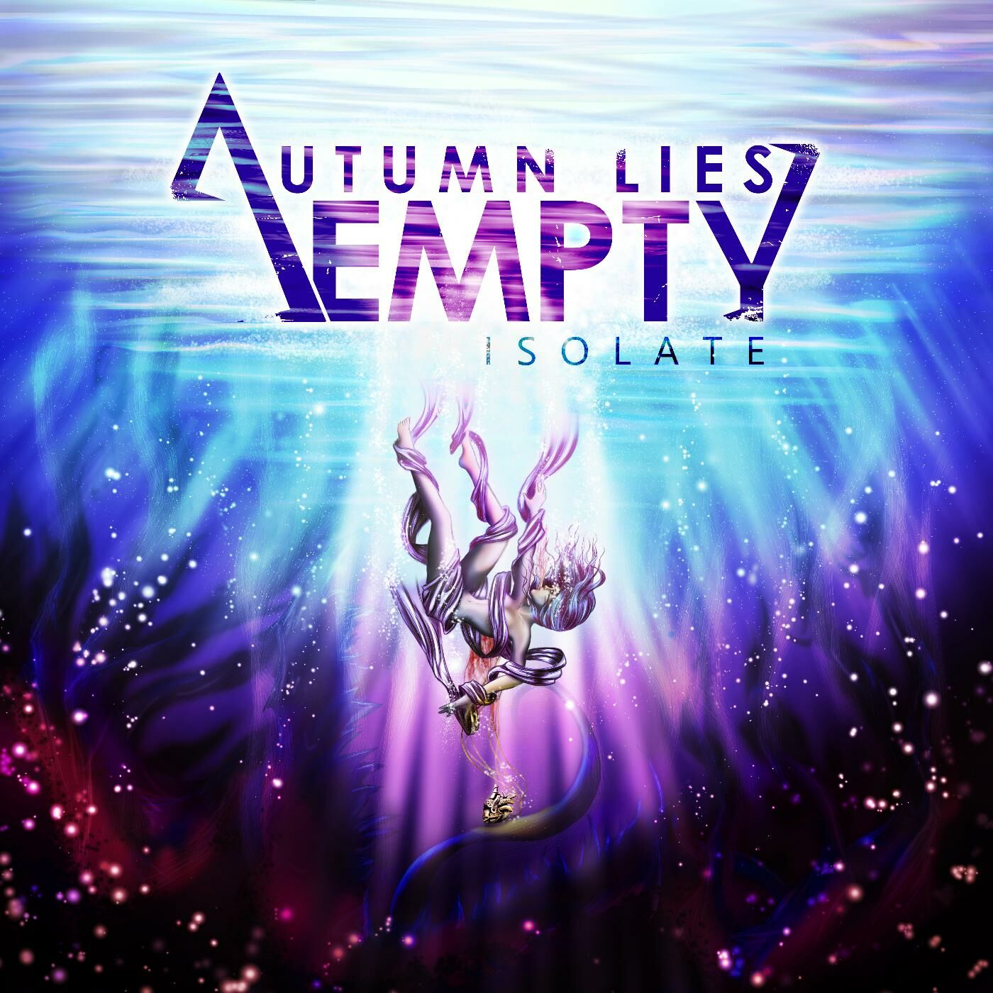 Autumn Lies Empty - Isolate (2016)