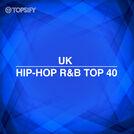 Topsify UK Hip-Hop R&B Top 40