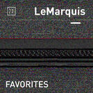 LeMarquis Favorites