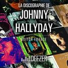 Johnny Hallyday : sa discographie