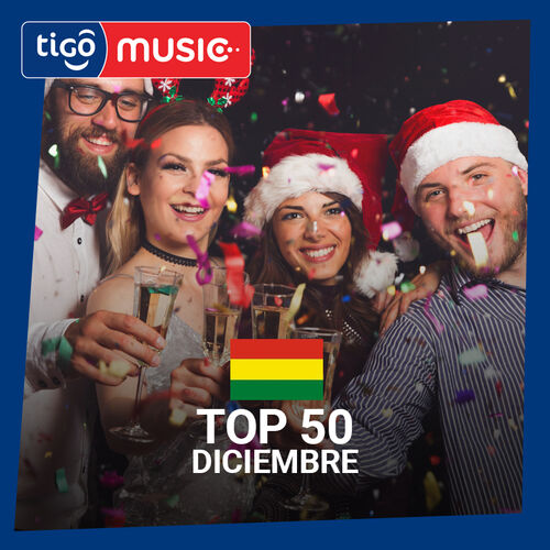 Escuchá la Playlist Top 50 - Diciembre 2018